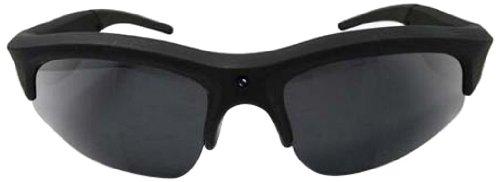 SportXtreme Overlook GX-10 - Gafas de Sol con videocámara HD incorporada (4 GB, se Puede conectar Directamente al televisor) (Importado de Italia)