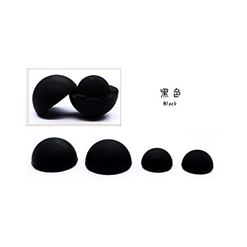 SFBBBO Laptop Stand Silicone Ball Notebook Stand Laptop Cooling Pad Notebook Non-Slip Foot Heat Reduction Cooler Bracket for 11 12 13 15 Black