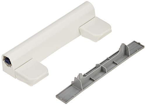 Kohler 1150464-0 Hinge Kit for Elongated Toilet Seat, White, 3.00 x 6.00 x 12.00 inches
