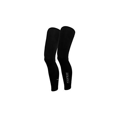 Force Beinlinge Leg Warmers, schwarz (S)