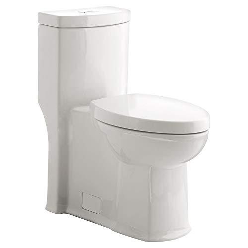 American Standard 2891200.020 Boulevard Elongated Toilet...