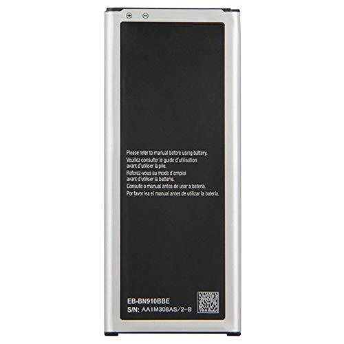 Ellenne Batería compatible con Samsung Galaxy Note 4 N910F EB-BN910BBE 3220MAH