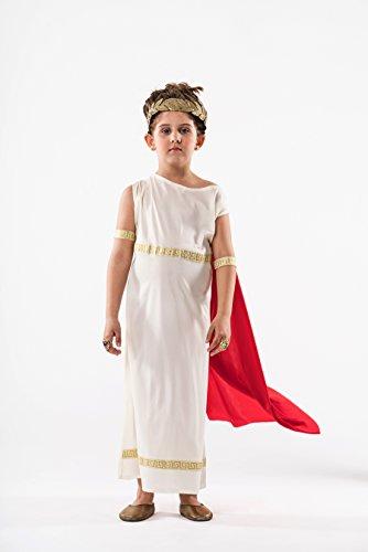 THE BEST COSTUME - Disfraz de griega talla 8-10 años