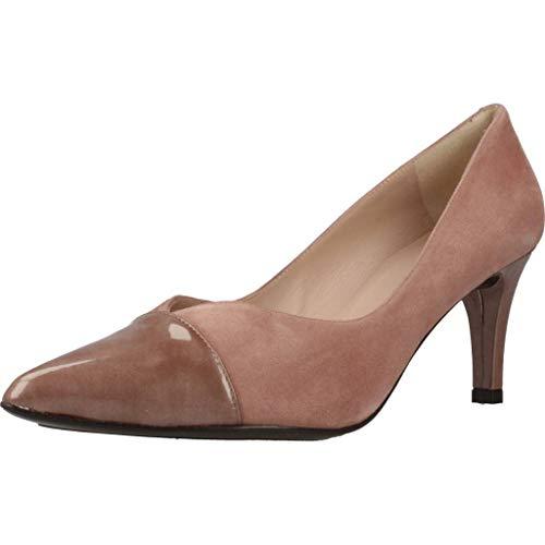 Argenta Zapatos Tacon 4019A Mujer Rosa 39.5 EU