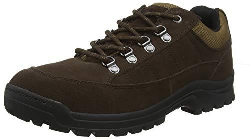Aigle Herren Alten Sneaker, Braun (Brown 001), 46 EU