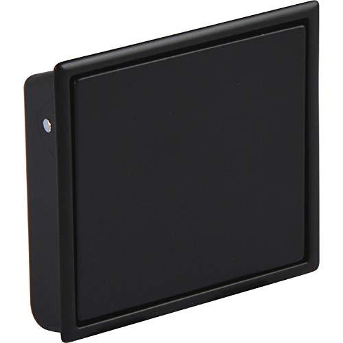 Pamer MN2161Z68X68E228 Baubo Möbelgriff, schwarz