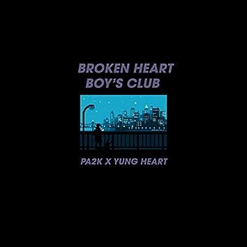 Broken Heart Boy's Club