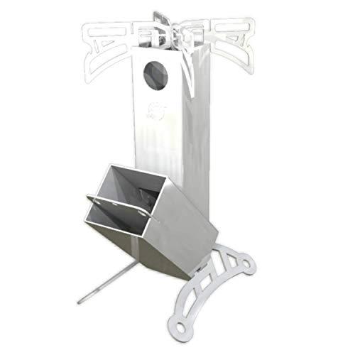 bio wood stove - 6