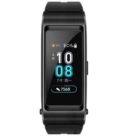 kemite For Huawei TalkBand B5 Talk Band B5 Breite Bluetooth Smart Armband Sport Armbänder Touch AMOLED Bildschirm Anruf Kopfhörer Band