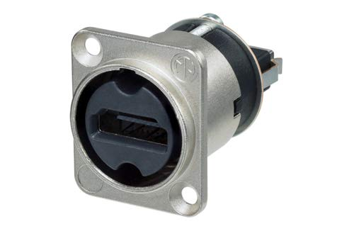 Neutrik NAHDMI-W - Conector (3.1 cm, 4.04 cm, 3.1 cm, Plata,