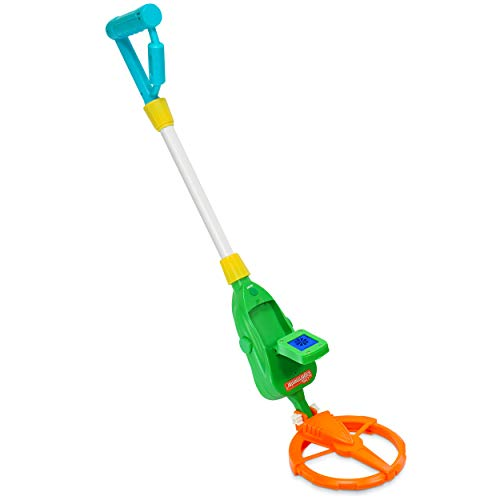Little Experimenter Metal Detector with LCD Screen | Beach Toy | Summer Toy | Backyard Toy | Eco Friendly & Nature Exploration Toy | Great for Ages 5+ Beach Toys