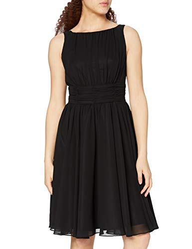 Swing Sukienka damska Emma czarna (czarna 100), 42 (rozmiar producenta: 42)