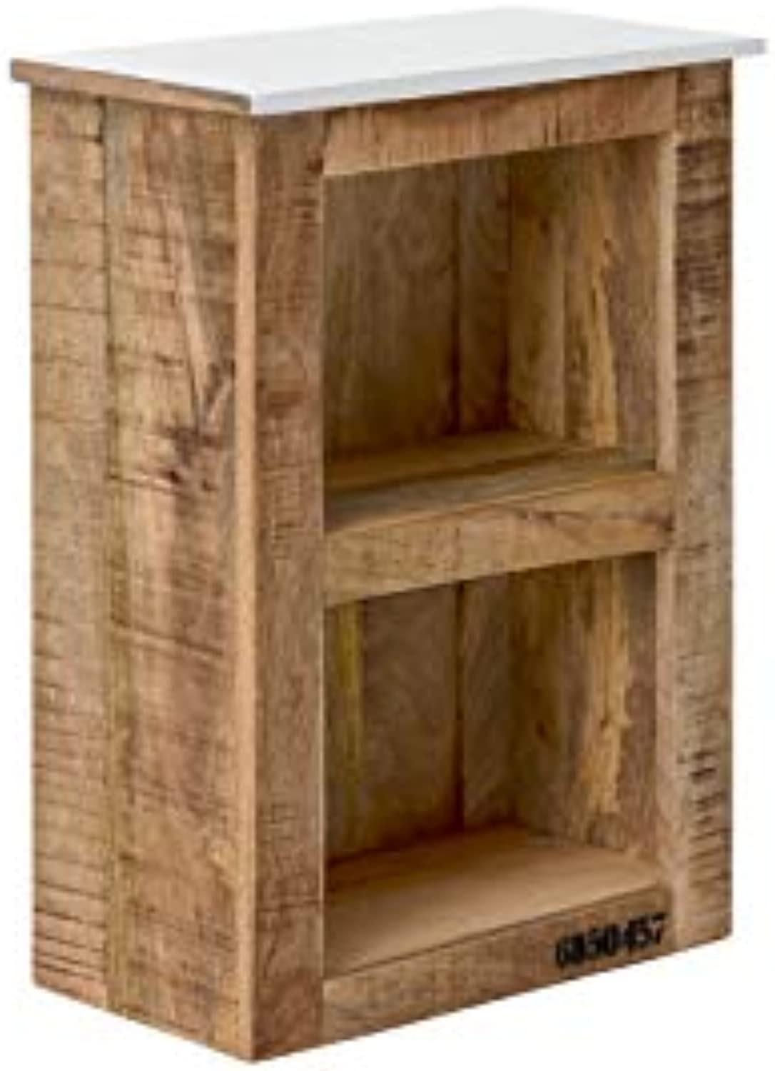 Woodkings Bad Bad Bad Hngeschrank Pune Holz Natur Wei