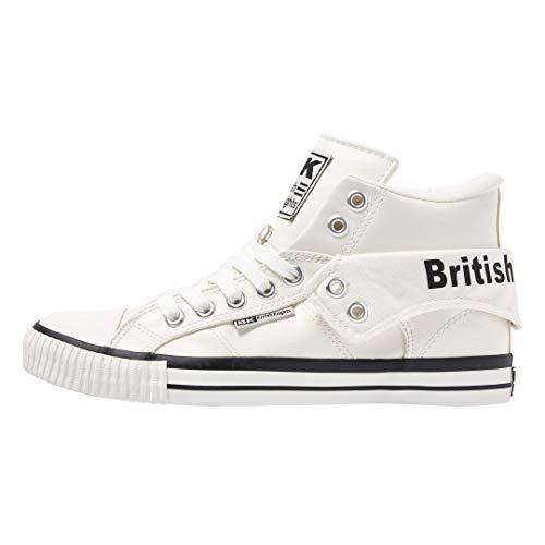British Knights Unisex Sneaker high Roco weiß 39