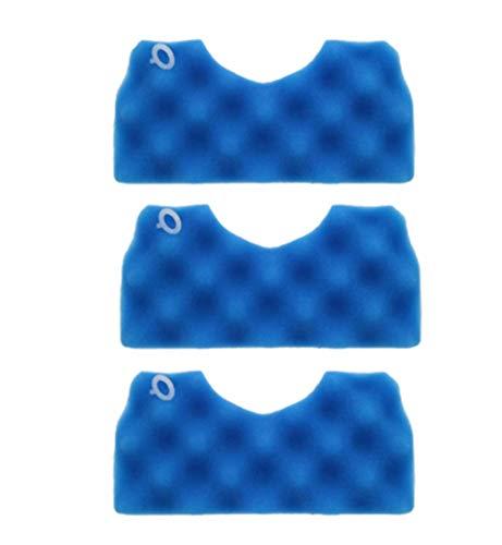 WuYan 3 unids Partes de aspirador filtros montón para Samsung Cup DJ97-01040C SC43 SC44 SC45series Aspiradora filtro de polvo