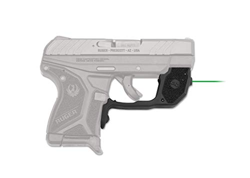 Crimson Trace LG-497 Laserguards with Heavy Duty Construction and Instinctive Activation for Ruger LCP II, Defensive Shooting and Competition