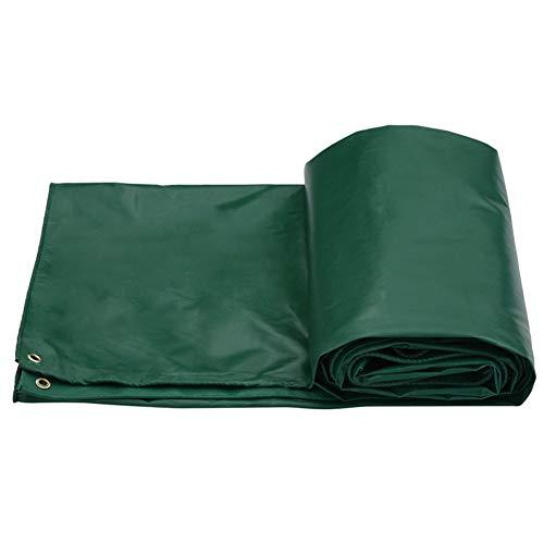 des Bâches Parapluie Belvédère Imperméable Bâche Imperméable en Plastique De Camion De Voiture D'isolation D'auvent en Plastique De PVC ZHANGGUOHUA (Couleur : Vert foncé, Taille : 2 * 3)