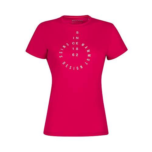 Mammut Damen T-shirt Seile, violett, L
