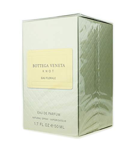 Bottega Veneta Knot Eau Florale Femme/Women, EDP Vaporisateur, 1er Pack (1 x 50 g)