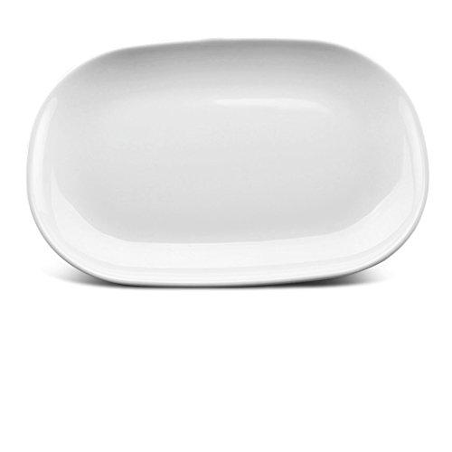assiette ,plaque d'accentuation,assiette d'apéritif, assiette à dessert , assiette de salade ,disque de mélamine/paraboloïde de barbecue de porcelaine d'imitation-C