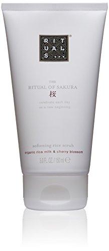 RITUALS The Ritual of Sakura Shower Gommage Lait de Riz & Fleur de Cerisier, 150 ml