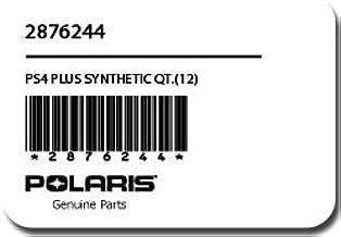 POLARIS PS4 PLUS SYNTHETIC OIL QUARTS (CASE)