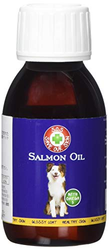 FISH4DOGS AND CATS SALMON OIL 100 ML. ✅