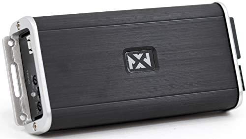NVX VADM2 440W RMS Full Range Class D 2-Channel Car/Marine/Powersports Micro Amplifier