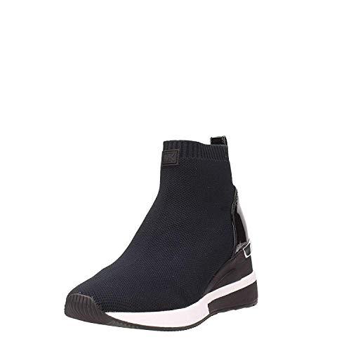 Michael Kors Michael by Chaussures Skyler Boots Noir Femme 37 Noir