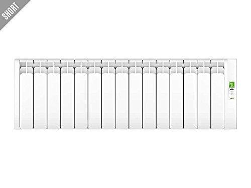 Rointe KRN1500RADC2 Radiador eléctrico bajo consumo, 1500 W, 240 V, Blanco