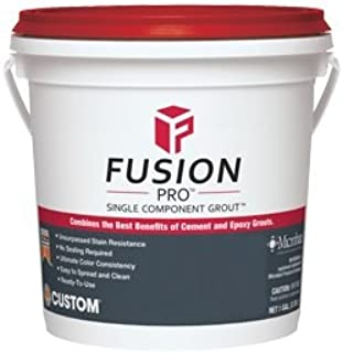 Fusion Pro #135 Mushroom 1 gal. Single Component Grout