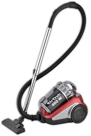 Mx Onda MX-AS2060B Aspirador sin Bolsa Potente, Aspirador ciclonico, aspiradora silenciosa, aspiradora de Trineo, Aspiradoras hogar, Aspirador Pelo Mascota