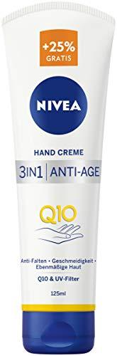 NIVEA Q10 3in1 Anti-Age Handcreme, 1 Stück, 125 ml