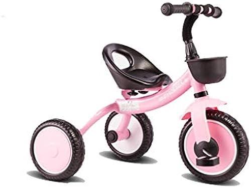 Kinder Dreirad Kinderwagen Spielzeugauto 2-5 Jahre leichte Kinderfahrrad