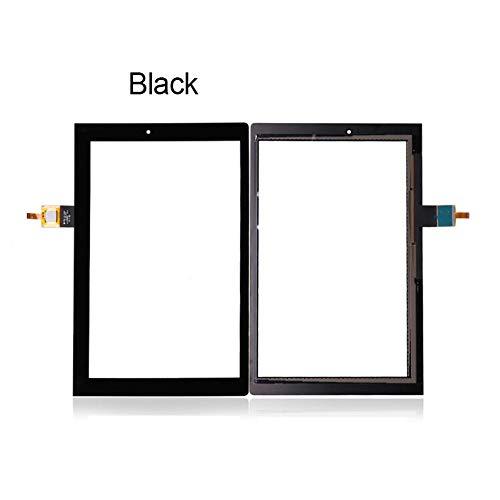 Un known Touch Screen del Pannello for Lenovo Yoga Tab 3 YT3-X50L YT3-X50-YT3 X50M YT3-X50F Accessori Elettronici (Color : Black, Size : 10.1')