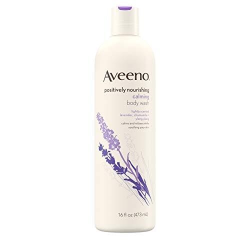 2 Pack Aveeno Positively Nourishing Calming Body Wash Now $7.54