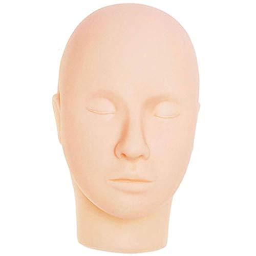 Modèle de Formation Dummy Head Salon de beauté Maquillage Chef modèle Peut être utilisé pour l'affichage