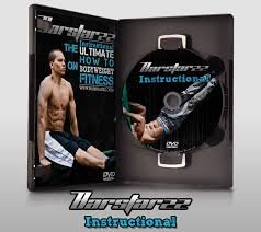 Barstarzz: Instructional The Ultimate How to on Bodyweight Fitness DVD - Barstarzz Muscle Up Workout - Ultimate Bodyweight Fitness