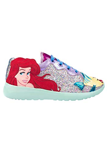 Irregular Choice Disney Princess- The Little Mermaid Shoes Size 8