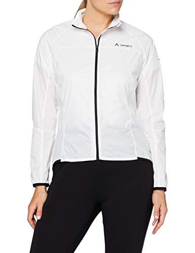 Vaude Damen Wo Air Jacket III Jacke, white uni, 42