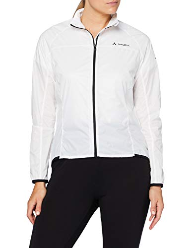 Vaude Damen Wo Air Jacket III Jacke, white uni, 42