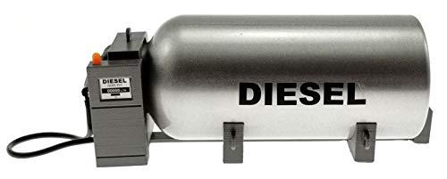 Treckerheld Diesel Tankstelle für Siku Farmer und LKW 1:32