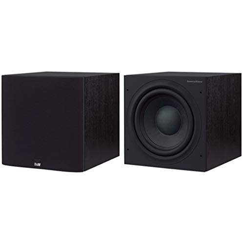 BOWERS E WILKINS ASW 610 SUBWOOFER NERO