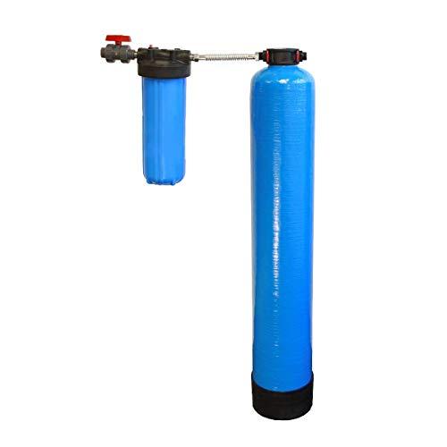 Tier1 Essential Certified Series Salt Free Water Softener 4-6 Bathrooms
