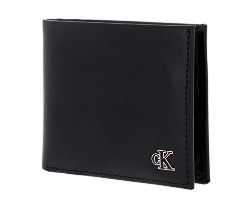 Calvin Klein Bifold with Coin Wallet Black