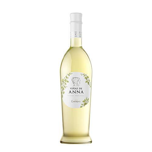 Vino Blanco Viñas de Anna Chardonnay - Vino Dulce - 75cl
