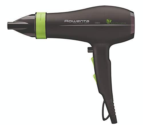 Rowenta CV6030 Haartrockner Eco Intelligence Instant Dry | 1500W | 3 Temperaturen | 2 Geschwindigkeiten | Kaltstufe