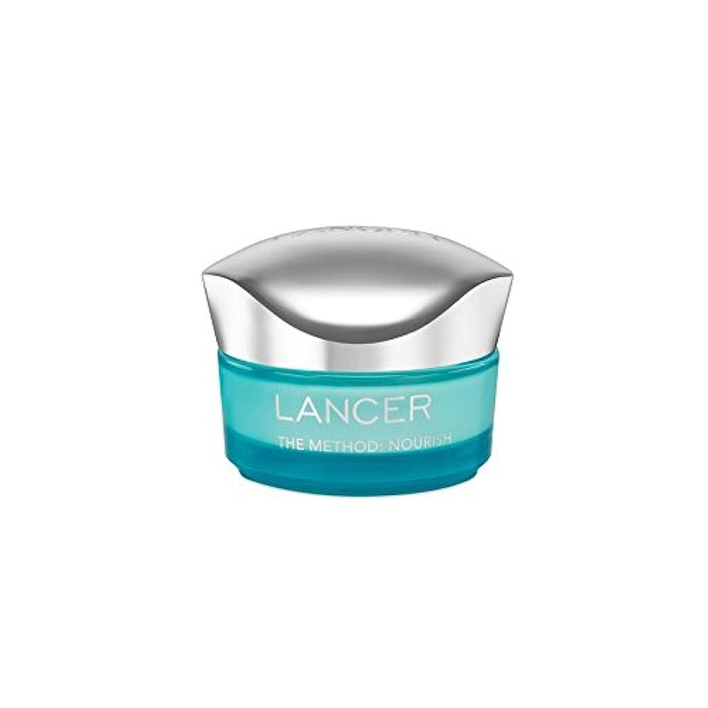 凍る精神予防接種Lancer Skincare The Method: Nourish Moisturiser (50ml) (Pack of 6) - ランサーは、この方法をスキンケア:モイスチャライザー(50)に栄養を与えます x6 [並行輸入品]