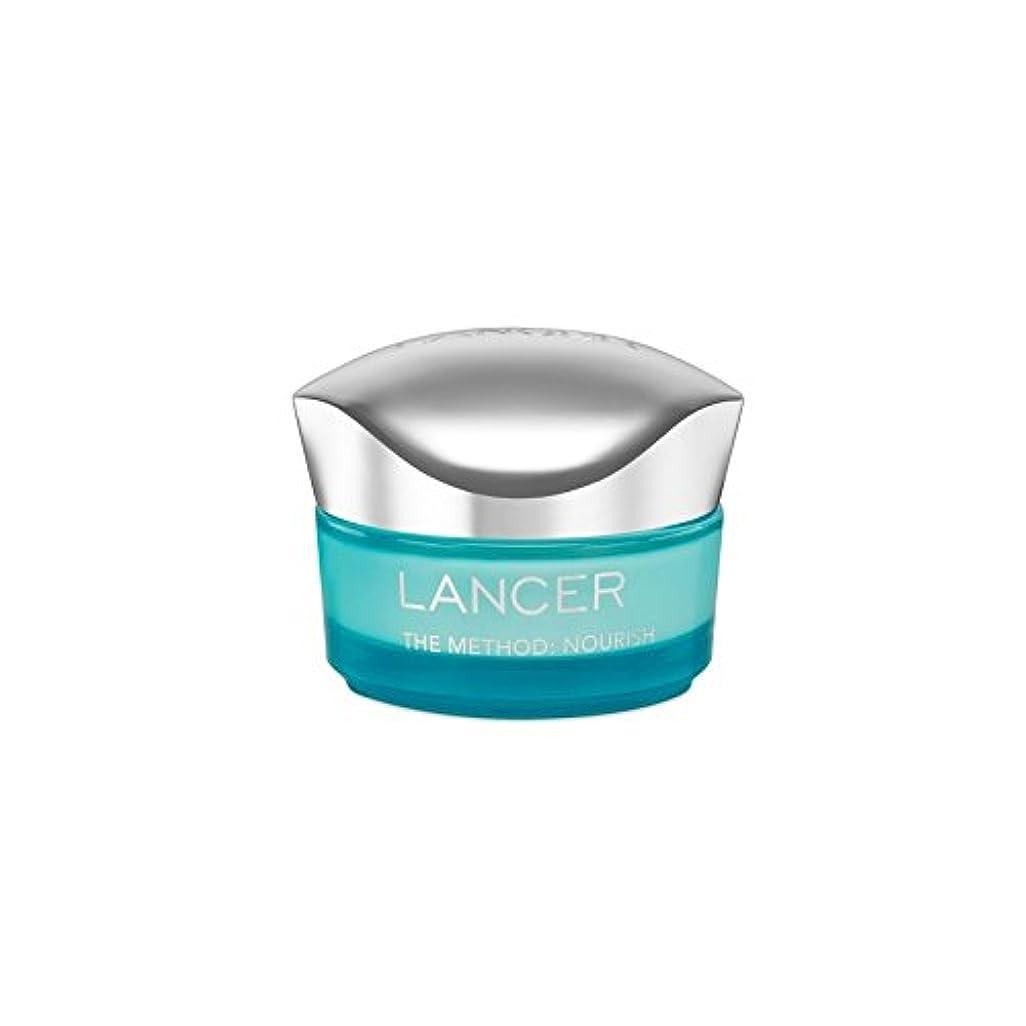 伝える宇宙飛行士検索エンジンマーケティングLancer Skincare The Method: Nourish Moisturiser (50ml) - ランサーは、この方法をスキンケア:モイスチャライザー(50)に栄養を与えます [並行輸入品]