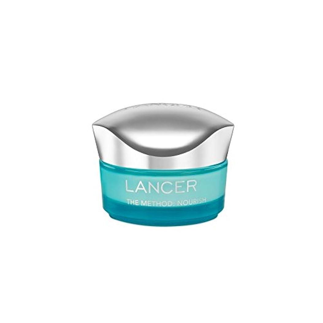 切手契約したそうでなければLancer Skincare The Method: Nourish Moisturiser (50ml) (Pack of 6) - ランサーは、この方法をスキンケア:モイスチャライザー(50)に栄養を与えます x6 [並行輸入品]